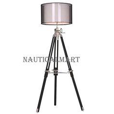 Tripod Floor Lamp Base Corner Lamp For Living Room Black Floor Lamp, Tripod Floor Lamps, Floor Lamp, Lamp, Floor Lamp Base, Industrial Floor Lamps, Lamps Living Room, Lamp Bases, Corner Lamp