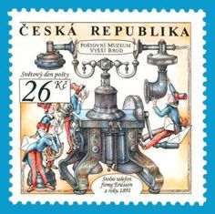Neuausgaben und News zu Briefmarken der Tschechischen Republik http://sammler.com/bm/tschechien-neuausgaben.htm