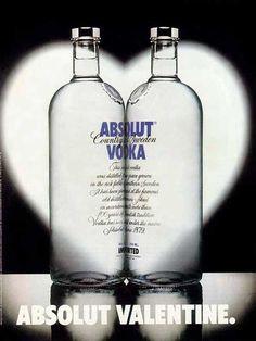 Campanha Criativa da Vodka Absolut.