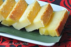 Nian gao (年糕) is a traditional chinese cake that is mostly eaten during the lunar new year.  Like most food that are eaten during the n...