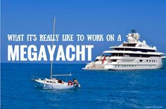 What it's Really Like to Work on a Yacht // Brittany from Boston