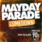 Comedown – Single – Mayday Parade | Music Box Pantry