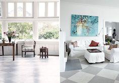 Nordic-Bliss-Scandinavian-Style-Danish-Home-Bitte-Kai-DIY-paint-white-floor
