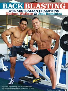 And another look at the finished product! Filming the behind the scenes of an Magazine Australia cover shoot, with world-class thanks to Gen-Tec in Bodybuilding, Gym Guys, Preston, Congestion, Iron Man, Champion, Health Fitness, Exercise, Site Internet