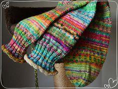 Ravelry: Happyscrappysocks pattern by socks by sabs