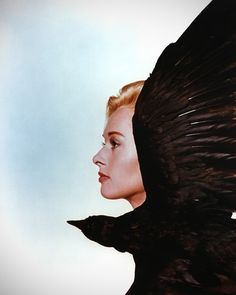 "Tippi Hedren: Hitchcok actress from ""The Byrds"", Melodie Griffith Mom."