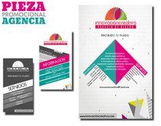 Afiches y tarjetas de mi agencia