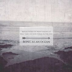 Mediocre Shakespeare // Being As An Ocean