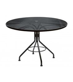 "Micro Mesh 48"" Round Umbrella Table"