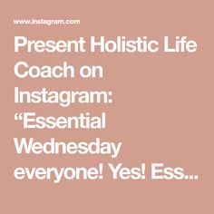 """Present Holistic Life Coach on Instagram: """"Essential Wednesday everyone!  Yes! Essential;-) Every Wednesday here at ElaViva the best tips about Aromatherapy and Aromathology.…"""" Yes, Aromatherapy, Wednesday, Essential Oils, Essentials, Presents, Good Things, Life, Instagram"""