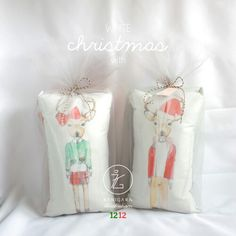 Deer Christmas IDR 145.000/each and IDR 250.000/both