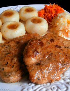 Nom Nom, Eggs, Yummy Food, Meat, Chicken, Cooking, Breakfast, Recipes, Kitchen