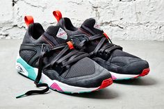 "Sneaker Freaker x PUMA Blaze of Glory 2013 Limited Edition ""Re-Issue"" Pack"