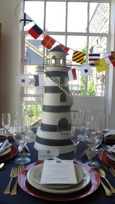 lighthouse wedding decorations 1000 images about rs meeting on nautical 5531