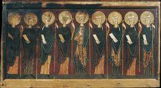 Frontal d'altar de Tavèrnoles | Museu Nacional d'Art de Catalunya