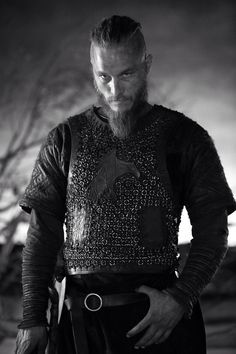 Vikings shoot by Rebecca Joelson #Ragnar #vikings
