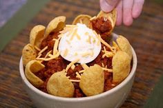 Honeyville Blog by the Cookin' Cousins: Food Storage Chili Boats Recipe