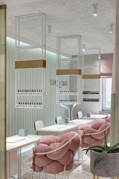 Interior Design Pictures, Interior Design Gallery, Interior Design Software, Interior Design Images, Salon Interior Design, Interior Design Living Room, Beauty Room Decor, Beauty Salon Decor, Beauty Salon Design