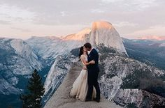 This Yosemite wedding portrait is unbelievable! Great work @dylanmhowell! #weddingdaydestination