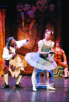 Coppelia. Took my granddaughter last year to see it at PNB.