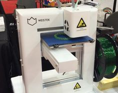 China-based WEISTEK has launched what they call the world's fastest desktop  3D printer; They may be right.