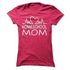 Love Homeschool Mom T-Shirts, Hoodies. CHECK PRICE ==► Funny Tee Shirts
