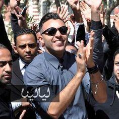 أحمد فهمي يشارك في إنطلاق تجارب آداء الموسم الثالث في مصر لبرنامج Arab Idol