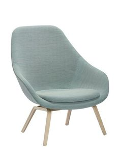 Hay Lounge Chair Mint