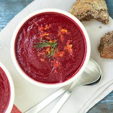 Two SOUPS! on Pinterest | Soup Kitchen, Soups and Carrot Ginger Soup