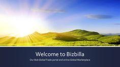 Bizbilla.com - Global B2B Marketplace by Subbu Ar via slideshare