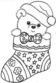 Kleurplaten Kerstmis Gratis.79 Beste Afbeeldingen Van Kerstmis Kleurplaten Kerstmis
