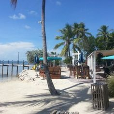 Marker 88 beachside restaurant Islamorada