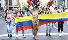 NYC Pride Parade 2016 – The March