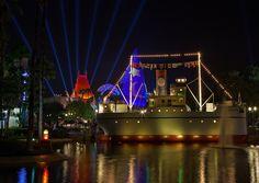 Walt Disney World - Hollywood Studios - Echo Lake