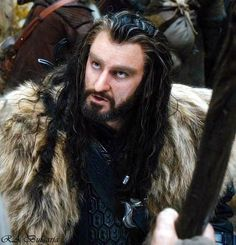 """Thorin says: """"ugh. You gross me out ! You are so.... Gross! Just stop being gross! Be like me.... Non- gross. Okay. It's simple."""""""