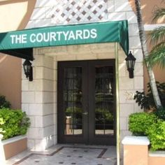 The Courtyards at CityPlace