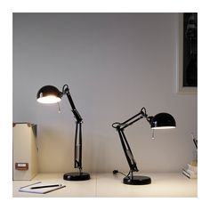 FORSÅ Lampa biurkowa  - IKEA