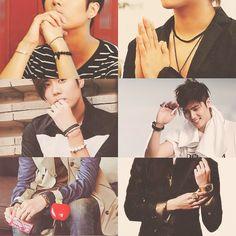 kim kyu jong's appearance → Hands ~