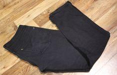 Men's ACNE MAX CASH Black Slim Fit Stretch Jeans Size W34 L30 #Acne #SkinnySlim Vintage Jeans, Stretch Jeans, Jeans Size, Black Jeans, Slim, Skinny, Fitness, Clothes, Fashion