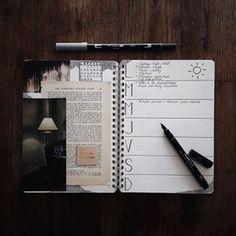 27/11 Hello insta! Toutes mes excuses pour cette longue absence pendant laquelle j'avais besoin de prendre l'air et de réfléchir à la suite. J'ai envie de faire plus qu'un bullet journal. De continuer bien sûr puisque j'aime beaucoup m'organiser de cette manière, mais aussi de travailler sur des choses plus artistiques, des carnets de recherches et surtout mes carnets de voyages en attente. Je voyage beaucoup et je voudrais créer de jolis carnets avec les notes que j'ai prises durant mes…
