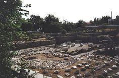 Das Mausoleum von Halikarnassos in Bodrum in der Türkei British Museum, London, Big Ben London