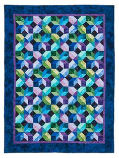 LAKESIDE DREAMS QUILT KIT