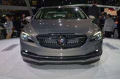 Topic: 2017 Buick LaCrosse live photos: 2015 LA Auto Show | car fanatics