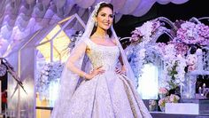 lebanesweddings >Header image article main a roundup of lebanese brides who wore the best wedding dresses in 2016 by lebaneseweddings