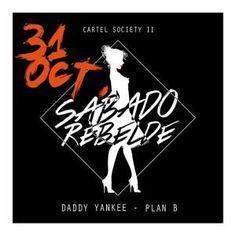 Daddy Yankee Ft. Plan B – Sábado Rebelde (Prod. By Los De La Nazza Y Duran The Coach) via #FullPiso #Orlando #reggaeton #seo