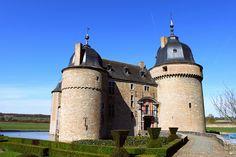 Château de Lavaux-Sainte-Anne in Belgium