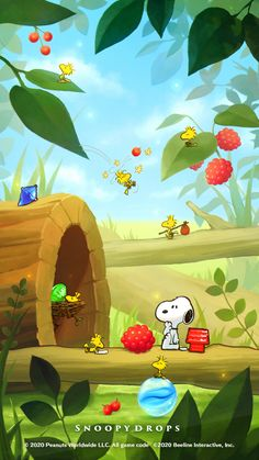 Snoopy The Dog, Snoopy Cartoon, Snoopy Comics, Snoopy Love, Bd Comics, Charlie Brown And Snoopy, Snoopy And Woodstock, Peanuts Snoopy, Cute Wallpaper Backgrounds