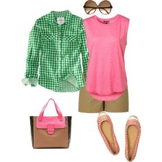 Polyvore is too much fun!  I love this outfit!