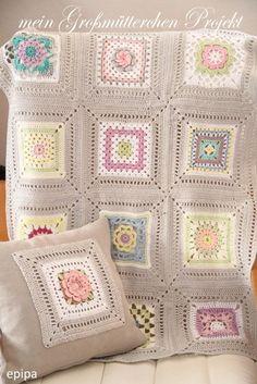 MES FAVORIS TRICOT-CROCHET: Inspirations : 30 plaids au crochet