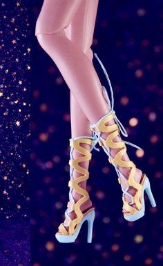 Poupées Mannequins, Mini Autres Chaussures Mocassins Baskettes Sport Ken Barbie Mattel Fast Color